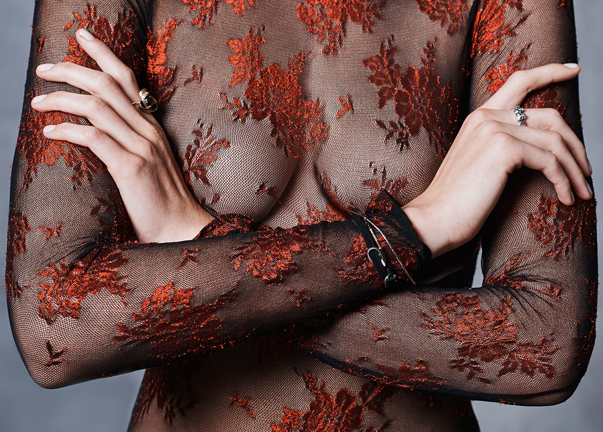 WOLFORD Autumn Winter 2018